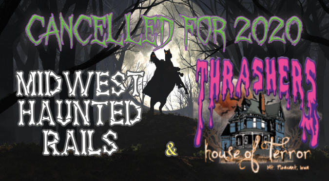 Settlers Halloween 2020 Home   Midwest Old Settlers & Threshers Association